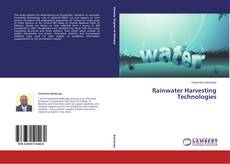 Bookcover of Rainwater Harvesting Technologies