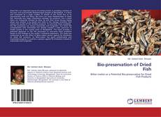 Bookcover of Bio-preservation of Dried Fish