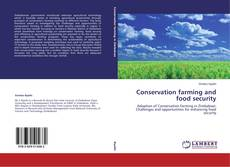 Bookcover of Conservation farming and food security