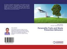 Personality Traits and Waste Prevention Behaviors kitap kapağı