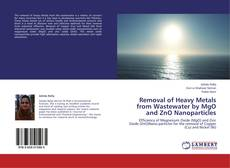 Bookcover of Removal of Heavy Metals from Wastewater by MgO and ZnO Nanoparticles