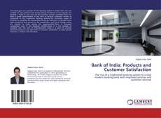 Portada del libro de Bank of India: Products and Customer Satisfaction