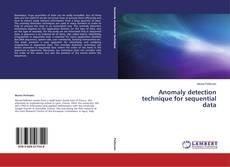 Copertina di Anomaly detection technique for sequential data