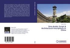 Bookcover of Sino-Arabic Script & Architectural Inscriptions in China