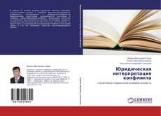 Bookcover of Юридическая интерпретация конфликта
