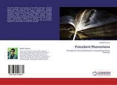 Bookcover of Precedent Phenomena