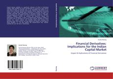Buchcover von Financial Derivatives: Implications for the Indian Capital Market