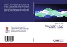 Portada del libro de Introduction to Heat Transfer Science