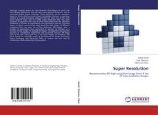 Super Resolution kitap kapağı