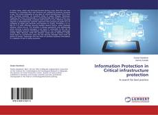 Capa do livro de Information Protection in Critical infrastructure protection