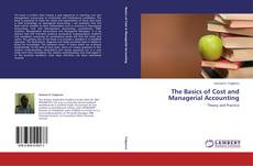 Buchcover von The Basics of Cost and Managerial Accounting