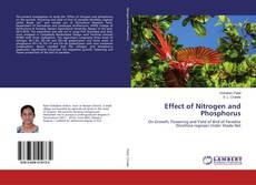 Effect of Nitrogen and Phosphorus kitap kapağı