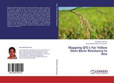 Buchcover von Mapping QTL's For Yellow Stem Borer Resistance In Rice