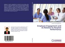 Portada del libro de Employee Engagement and its Relation to Hospital Performance