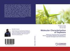 Bookcover of Molecular Characterization of Soybeans