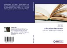 Buchcover von Educational Research
