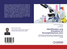 Capa do livro de Identification and Prevalence of Paramphistomum cervi