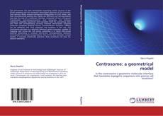 Bookcover of Centrosome: a geometrical model