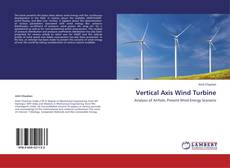 Bookcover of Vertical Axis Wind Turbine