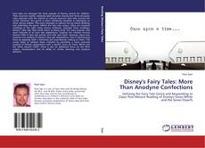 Capa do livro de Disney's Fairy Tales: More Than Anodyne Confections
