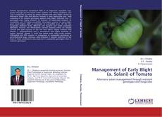 Обложка Management of Early Blight (a. Solani) of Tomato