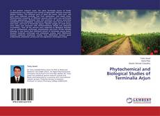 Portada del libro de Phytochemical and Biological Studies of Terminalia Arjun