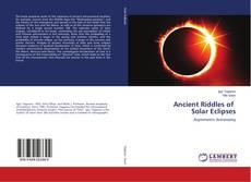 Capa do livro de Ancient Riddles of Solar Eclipses