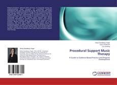 Buchcover von Procedural Support Music Therapy