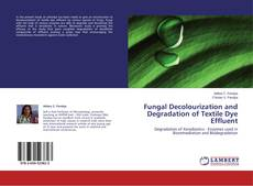 Bookcover of Fungal Decolourization and Degradation of Textile Dye Effluent