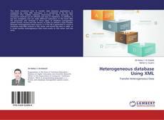 Copertina di Heterogeneous database Using XML