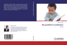 Обложка My guideline in pediatrics