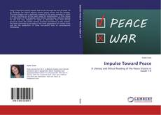 Bookcover of Impulse Toward Peace