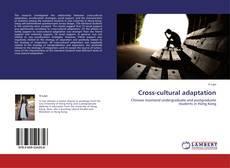 Capa do livro de Cross-cultural adaptation