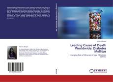Bookcover of Leading Cause of Death Worldwide: Diabetes Mellitus