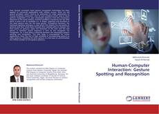 Couverture de Human-Computer Interaction: Gesture Spotting and Recognition