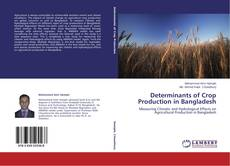 Bookcover of Determinants of Crop Production in Bangladesh
