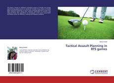 Couverture de Tactical Assault Planning in RTS games