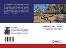 Bookcover of Leadership and Culture