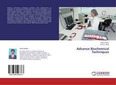 Advance Biochemical Techniques kitap kapağı