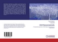 Bookcover of ZnO Nanomaterials