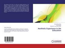 Capa do livro de Aesthetic Experience in Art Education