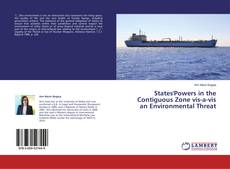 Capa do livro de States'Powers in the Contiguous Zone vis-a-vis an Environmental Threat