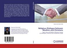 Buchcover von Religious Dialogue between Muslims and Christians