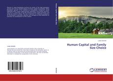 Bookcover of Human Capital and Family Size Choice