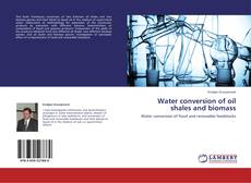 Couverture de Water conversion of oil shales and biomass