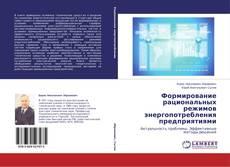 Bookcover of Формирование рациональных режимов энергопотребления предприятиями