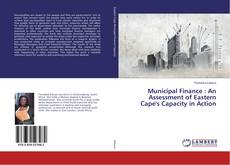 Bookcover of Municipal Finance : An Assessment of Eastern Cape's Capacity in Action
