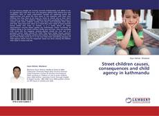 Bookcover of Street children causes, consequences and child agency in kathmandu