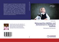 Buchcover von Metacognitive Abilities and Achievement in Biological Sciences