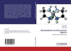 Quinazolines As Anti-cancer Agents的封面